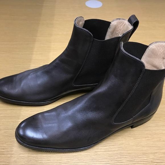 00833de57fd Gravati Tumbled Leather Chelsea Boot
